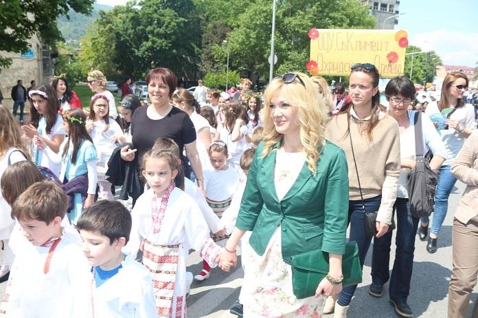 Општина Кисела Вода го одбележа патрониот празник – Ѓурѓовден  (ФОТО)