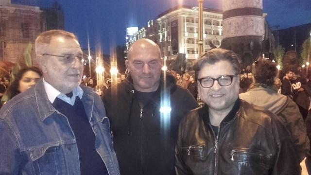 На списокот е и поранешниот министер на СДСМ, и кандидат за претседател Љубомир Фрчковски.
