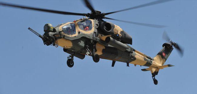ПКК одговорна за падот на турскиот хеликоптер во петокот?