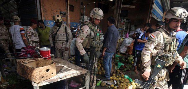 Најмалку 72 луѓе загинаа во три напади во Багдад
