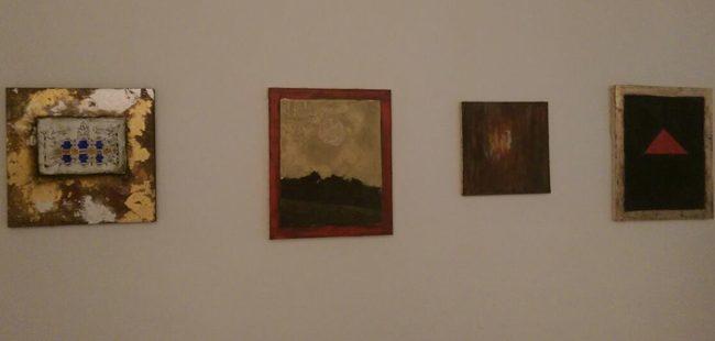 Самостојна изложба на Сотир Хаџи-Николов во Дојран