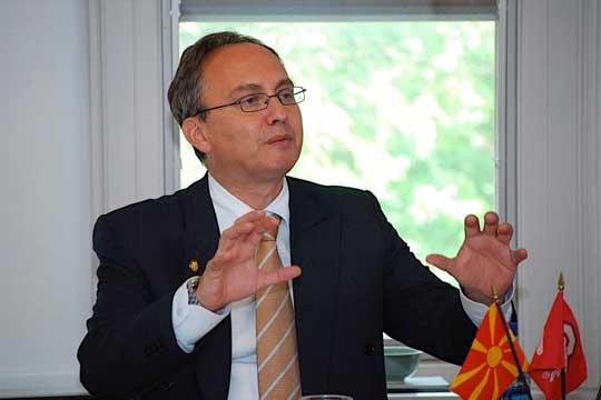 Македонија докажа дека е сериозен партнер во справувањето со сложени безбедносни предизвици