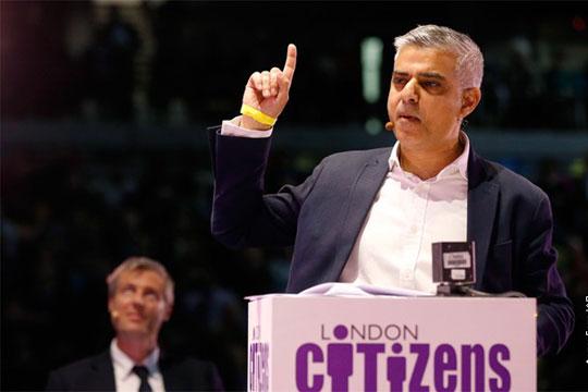 Сакид Кан е новиот градоначалник на Лондон