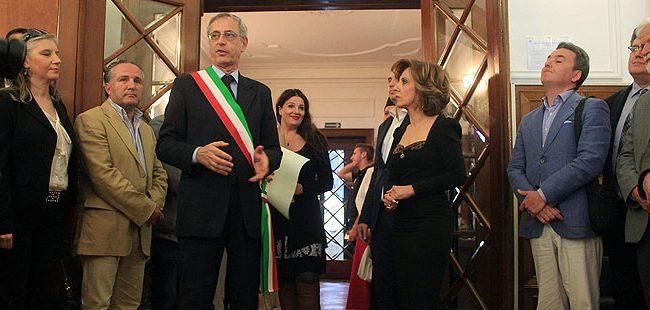 Орден за заслуги на Италија за Канческа-Милевска