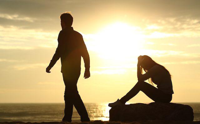Кога мажот престанува да сака?