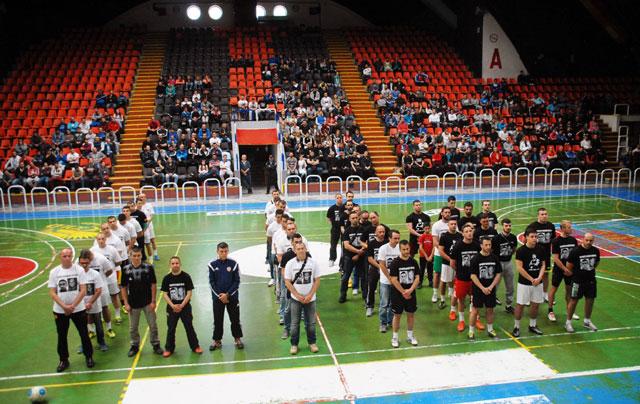ФОТО: Меморијален турнир во чест на загинатите херои во Диво Насеље