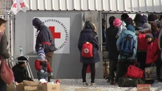 Нема мали сипаници во Транзитниот центар Гевгелија