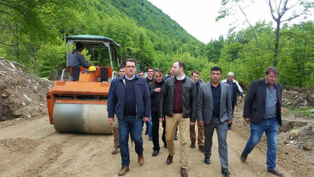 Мисајловски: Со изградбата на регионалниот пат Мокрино – Смолари ќе се поврзат 10 населени места