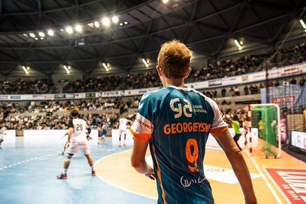 Георгиевски најдобар играч на Тулуз за месец април