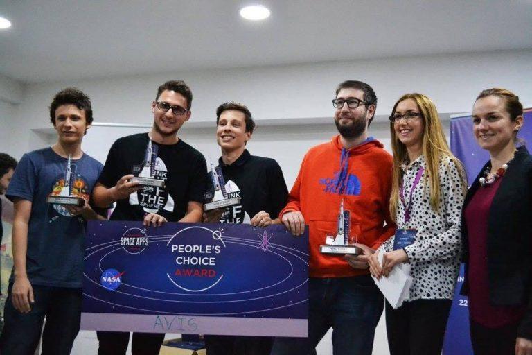Гласајте и поддржете ги Македонците кои се борат за главната награда на НАСА