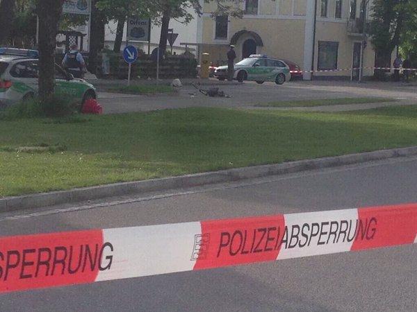 """Викал """"Алаху Акбар"""" и со нож извршил напад на железничка станица во Минхен"""