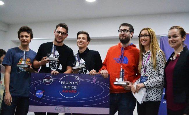 Гласајте за Македонците кои се борат за главната награда на НАСА