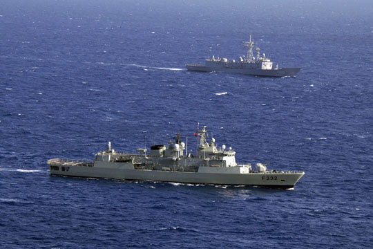 НАТО договори продолужување на мисијата во Медитеранот
