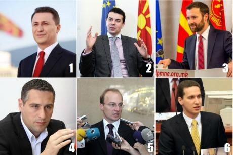 Ова се носителите на пратеничките листи на ВМРО-ДПМНЕ