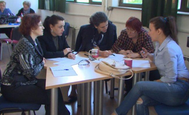 Обука на наставниците од средните училишта за интерактивни методи
