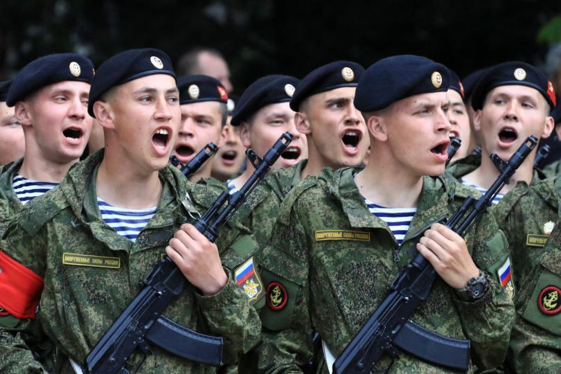 Воена парада во Москва по повод Денот на победата  (ВИДЕО)