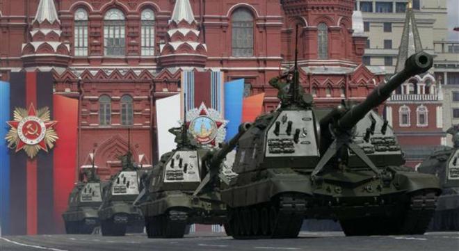 Москва ги зајакна безбедносните мерки поради парадата на Денот на победата