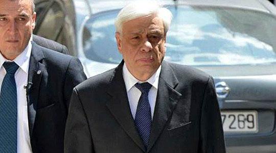 Павлопулос: Грчкото вето за Македонија е ставено и за него не може да се преговара