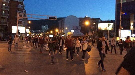 """""""Протестирам"""" и денеска со протести во повеќе градови"""