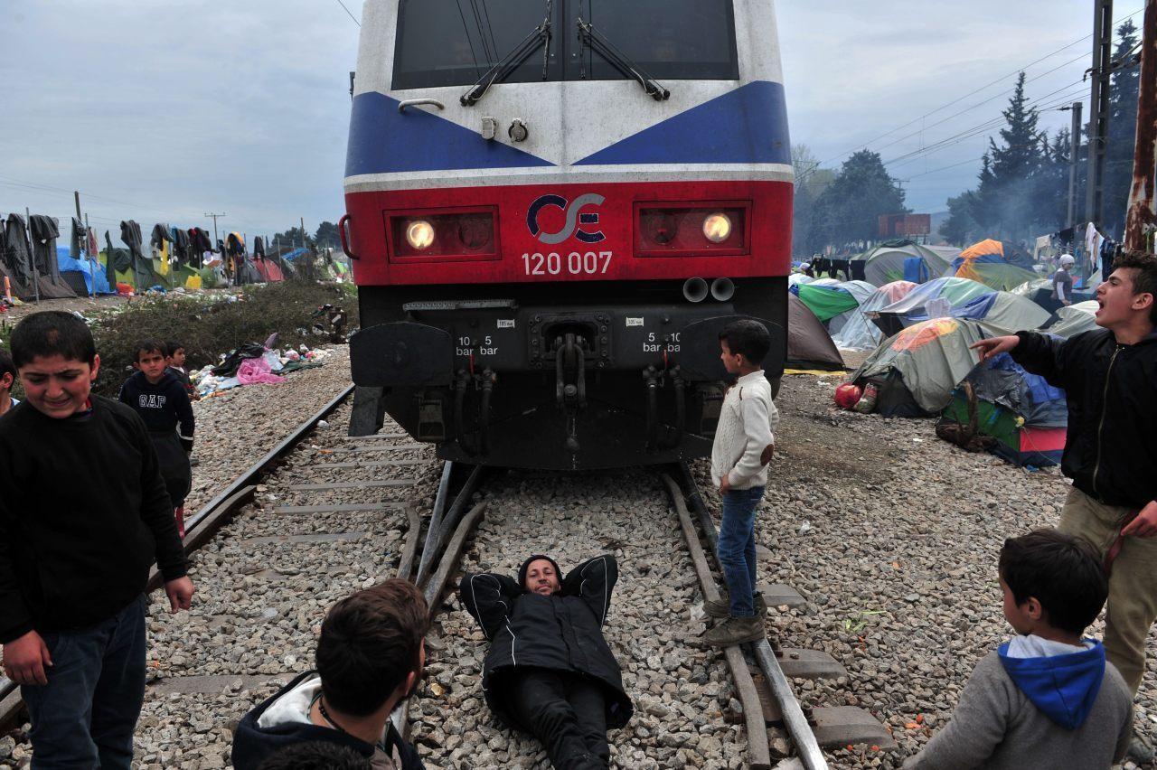 Нормализиран железничкиот сообраќај кон Грција