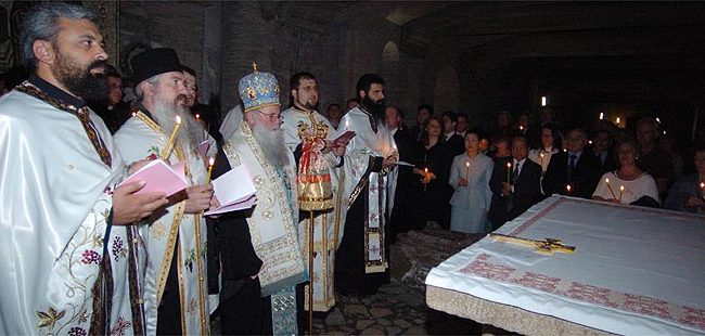 Македонија во чест на свети Кирил во Рим