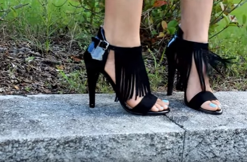 ВИДЕО: Како сами да си направите хит сандали со реси
