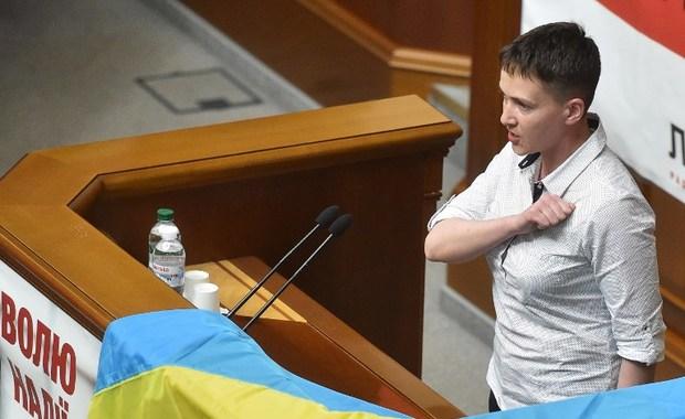 UKRAINE-RUSSIA-CRISIS-POLITICS-SAVCHENKO