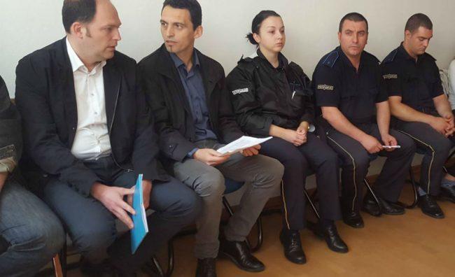 Одложено судењето за членовите на Левица