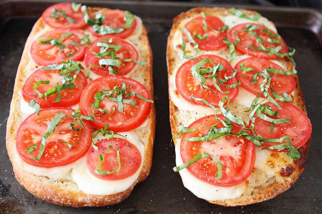 Лесна вечера: Медитерански сендвичи