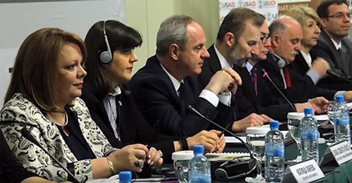 Вучичевиќ: Специјалната обвинителка на Романија беше донесена за да го спречи растот на државата