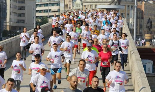 Скопски маратон 2016 (ФОТОГАЛЕРИЈА)