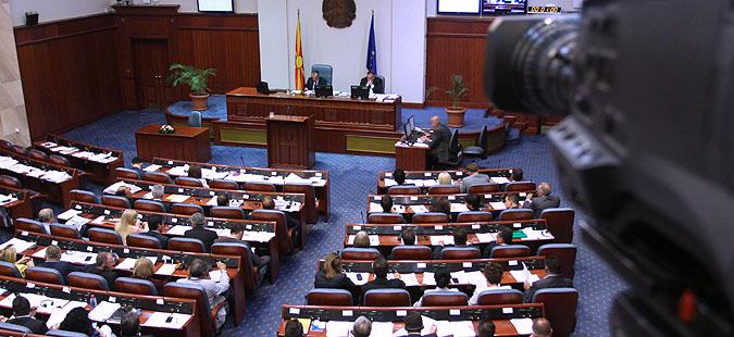 Продолжува 107-мата седница на Собранието