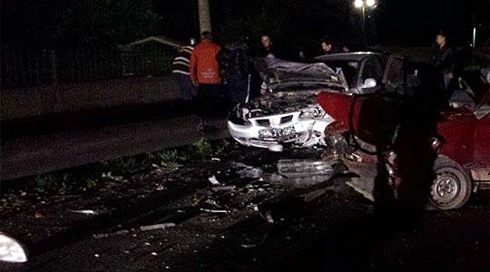Страшна сообраќајка кај Куманово: Еден брат загина, двајца тешко повредени