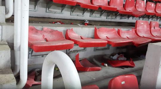 """Над 70.000 евра штетата од демолирањето на арената """"Филип Втори"""""""