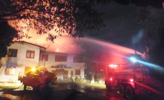 Тајланд: Пожар во училиште, најмалку 17 девојчиња загинаа