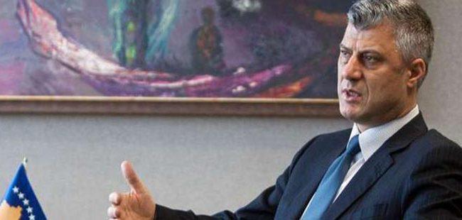 Хашим Тачи: Либерализацијата на визниот режим e прашање на часови
