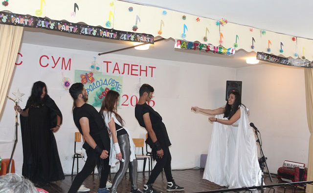 """Општина Кисела Вода ги награди најталентираните од манифестацијата """"Јас сум талент во моето училиште"""""""