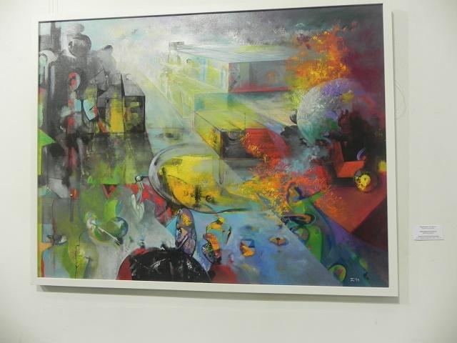 """Отварање на 54-тата самостојна изложба на Тони Шулајковски """"Предградие на потсвеста"""""""