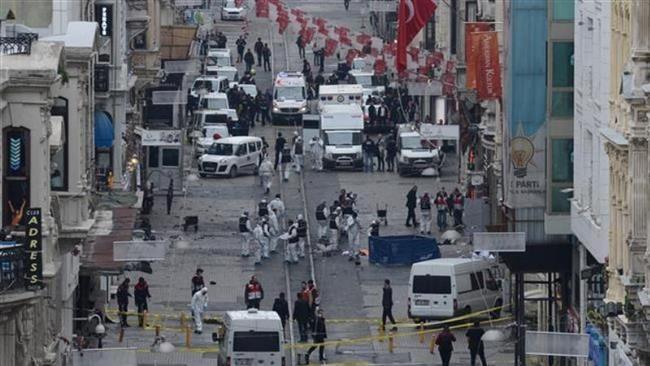 Eксплозија во Истанбул, најмалку четири лица повредени