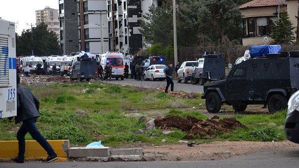Тројца загинати и 45 ранети во бомбашкиот напад во Турција