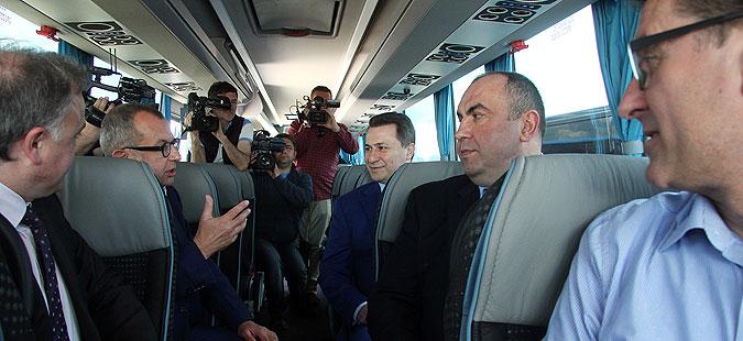 """""""Ван Хол"""" гради втора фабрика во Бунарџик, нови 450 вработувања"""