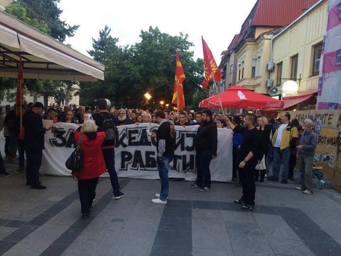 ГДОМ во Велес – За Македонија се работи!