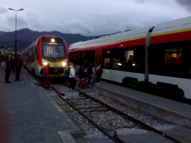 ФОТО: Преубава глетка – кога новите возови пристигнуваат во Прилеп