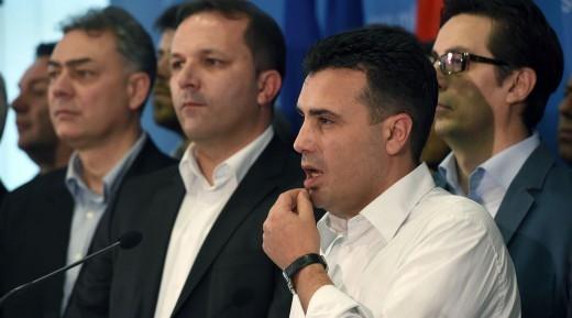Ефтов: Демонстрантите ќе го свиркаат Заев кога странците ќе му кажат дека не е добредојден