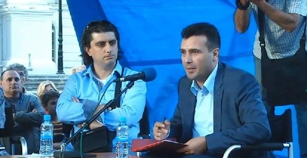 Заев во трка по албанските гласови со Мухамед Зекири на чело