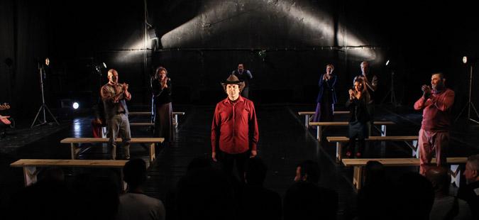 """Претставата """"Монтеки и Капулети"""" вечер на """"Битола Шекспир фесивал"""""""