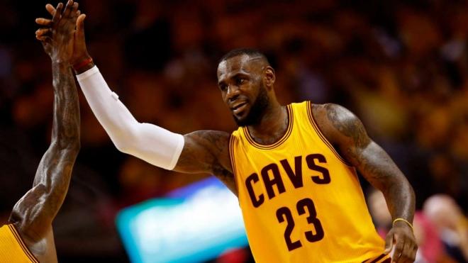 Кливленд е нов шампион во НБА