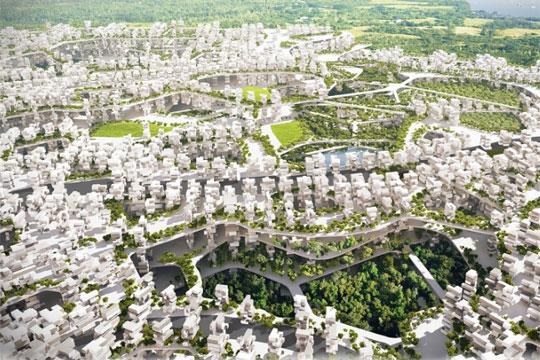 """На чекор од утопија: Избран идниот изглед на """"државата"""" Либерленд"""