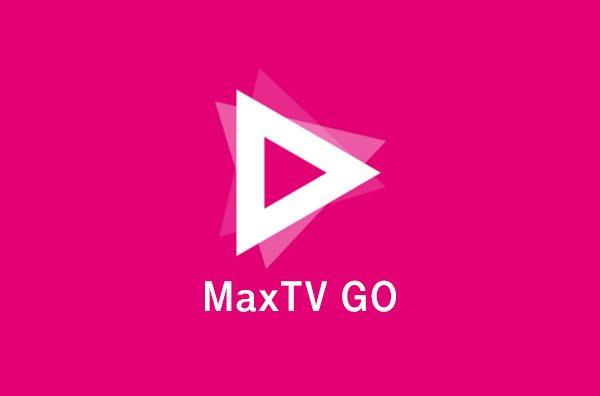 MaxTV GO logo