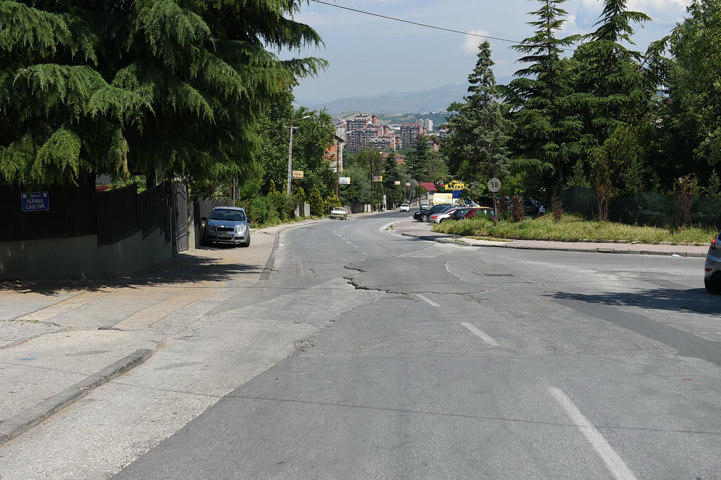 Се проширува улицата Тодор Александров